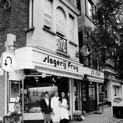 1996: Xavier start de broodjeszaak 2xFruy.