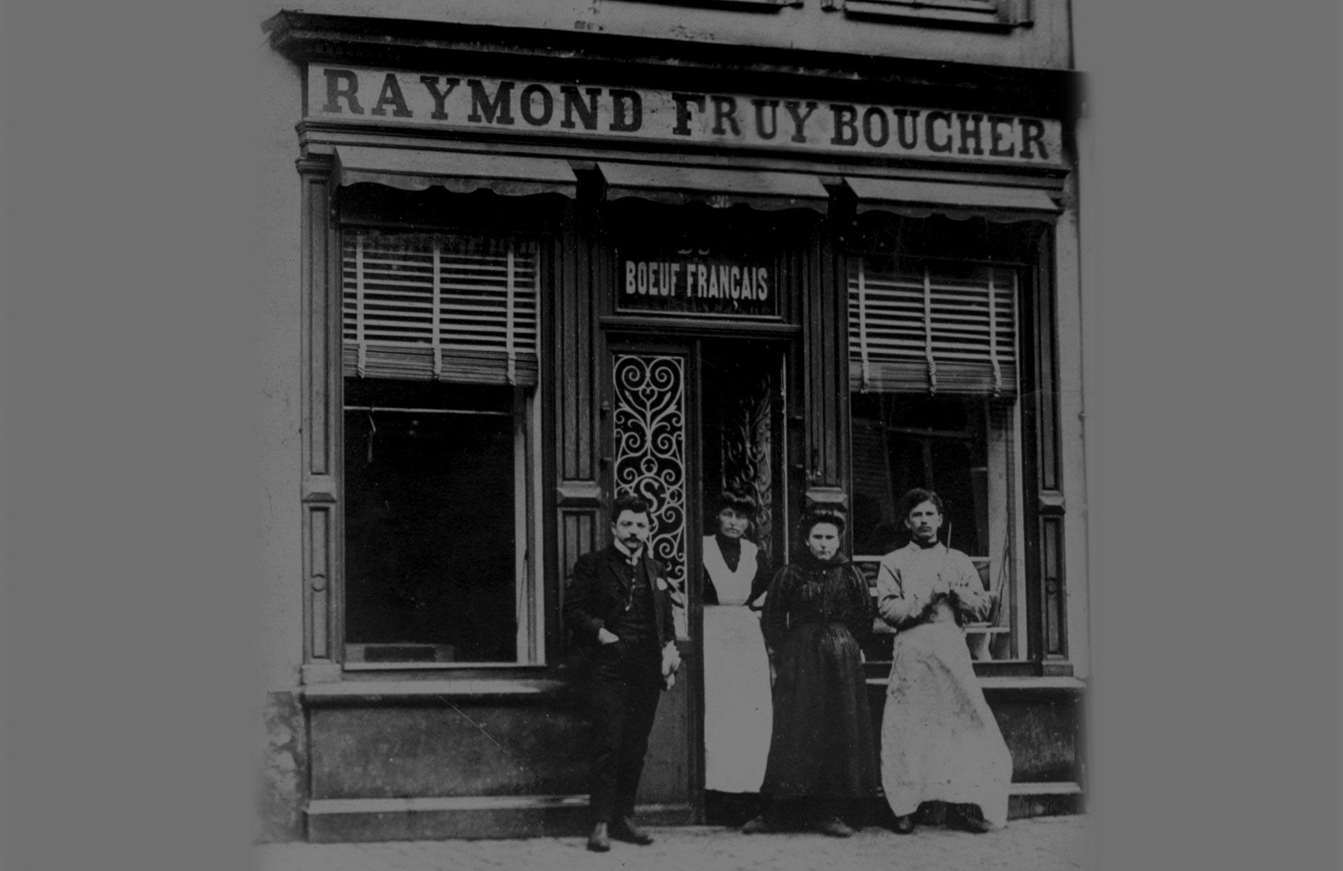 Raymond-Fruy-kortrijk